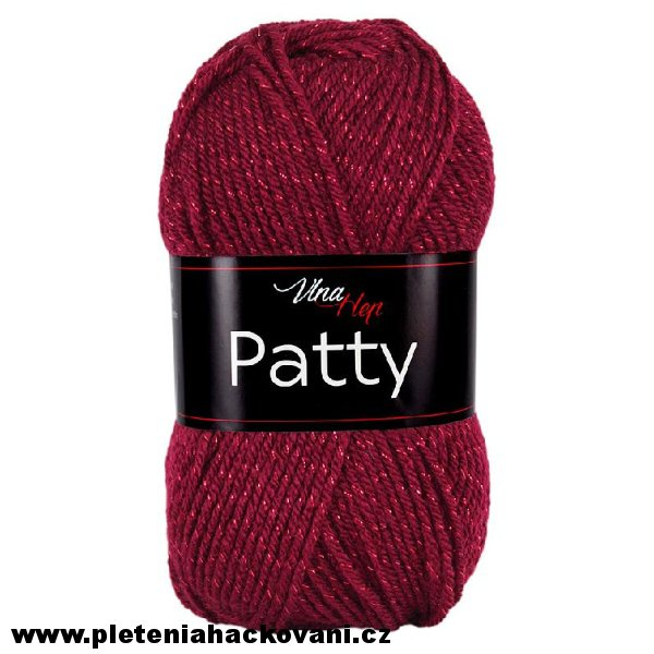 Patty - 4024 - bordó > varianta bordó