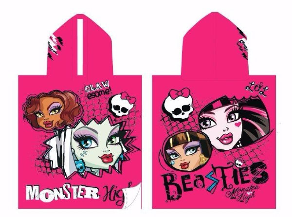 Pončo Monster HIGH > varianta Monster HIGH