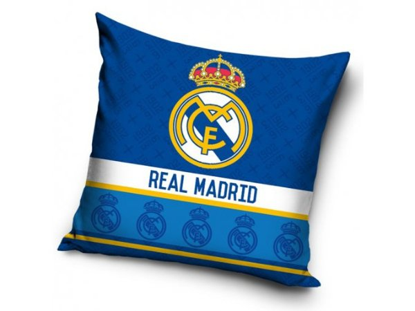 POLŠTÁŘEK REAL MADRID BLUE SHIELDS > varianta Reál Madrid