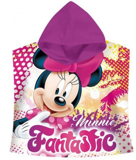 PONČO MINNIE > varianta Minnie