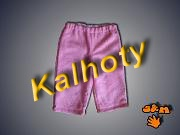 Kojeneck kalhoty