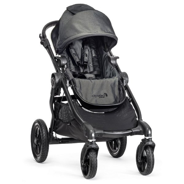 Baby Jogger City Select 2018 > varianta Charcoal