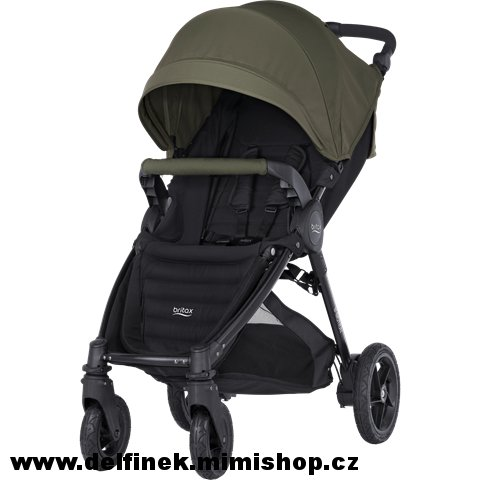 BRITAX B-Motion 4 Plus 2018 > varianta Olive Green