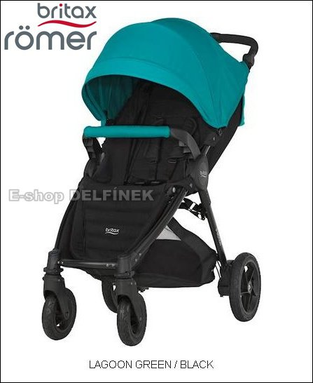 BRITAX B-Motion 4 Plus 2018 > varianta Lagoon Green