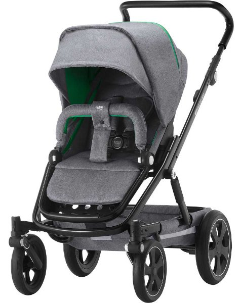 Britax Go Big 2 2018 > varianta Dynamic Grey