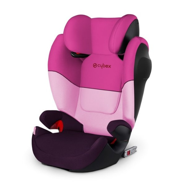 Cybex Solution M-Fix SL 2018 + dárek > varianta Purple Rain