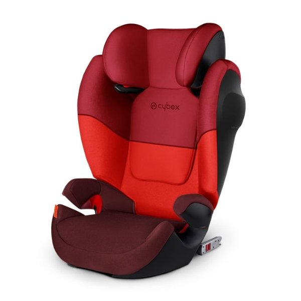 Cybex Solution M-Fix SL 2018 + dárek > varianta Rumba Red