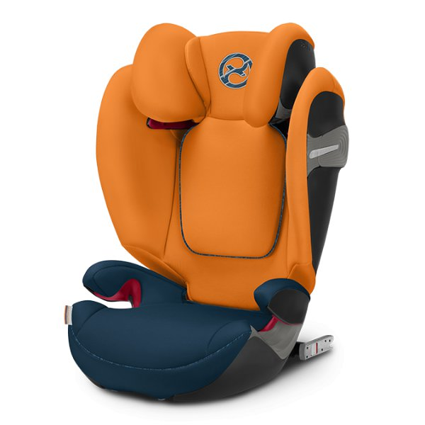 Cybex Solution S-fix 2019 > varianta Tropical Blue