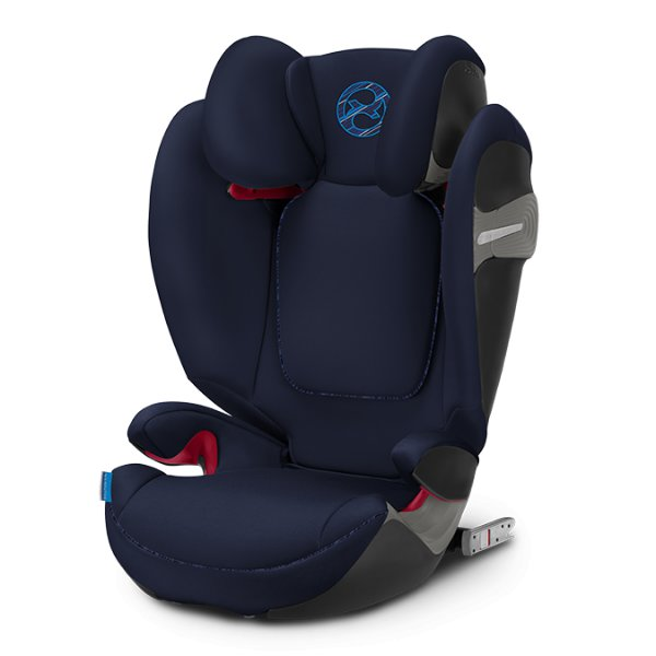 Cybex Solution S-fix 2019 > varianta Indigo Blue