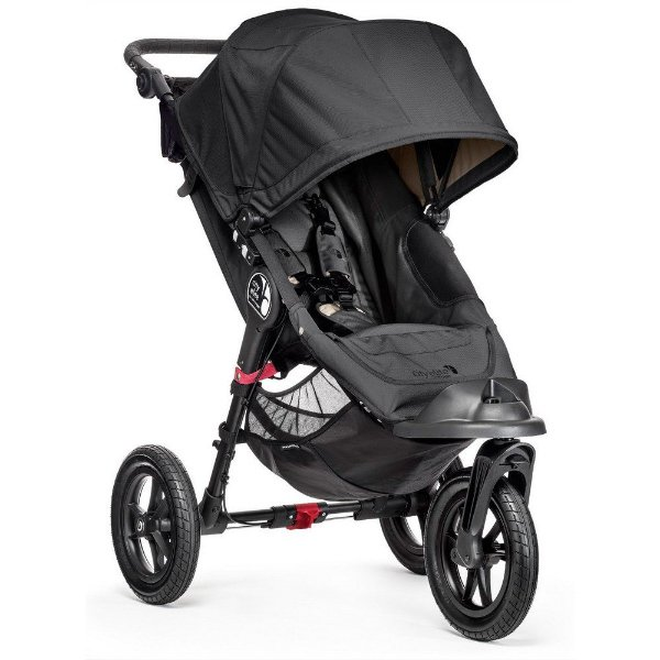 Baby Jogger City Elite 2018 > varianta Black
