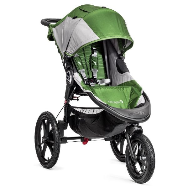 Baby Jogger Summit X3 2018 > varianta Green/Gray