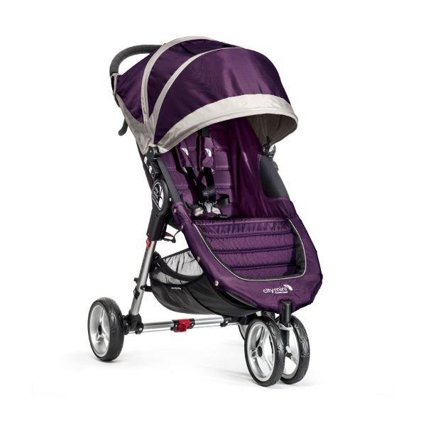 Baby Jogger City Mini 2018 > varianta PURPLE/GRAY