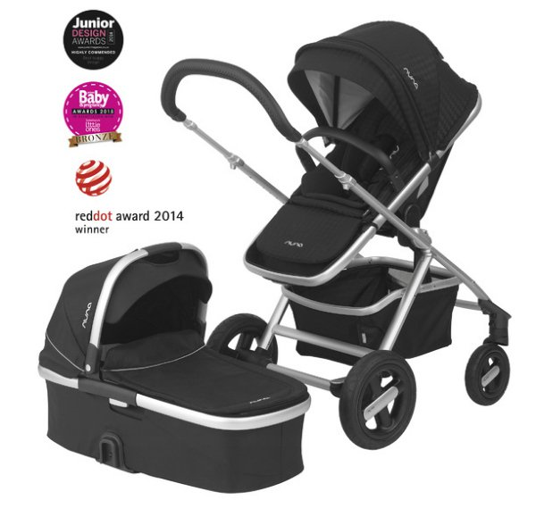 Nuna set Ivvi Savi stroller 2017 > varianta Optic