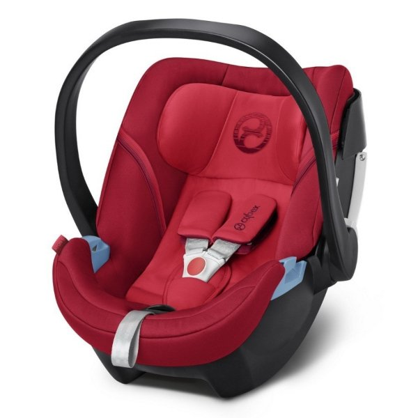 Cybex ATON 5 2018 > varianta Rebel Red