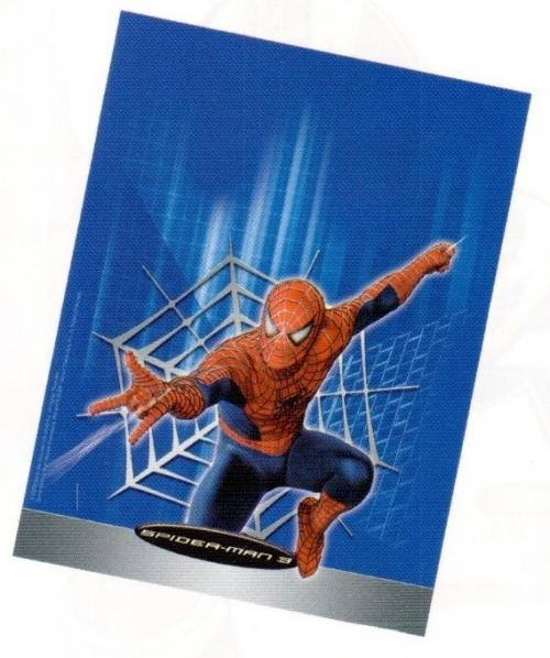 ubrus Spiderman