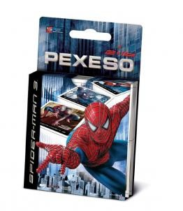 Spiderman - pexeso