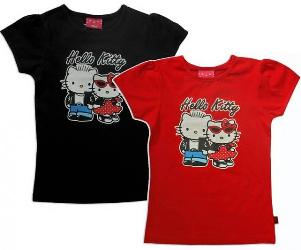 TRIKO HELLO KITTY > varianta ŠEDÁ > 134