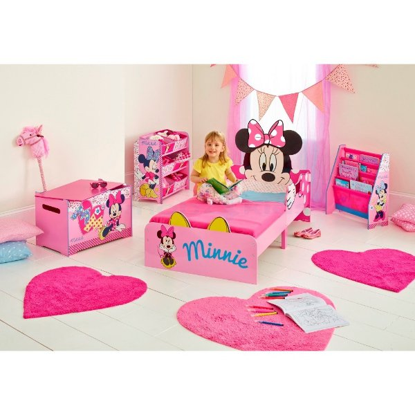 chambre complete fille minnie. Black Bedroom Furniture Sets. Home Design Ideas