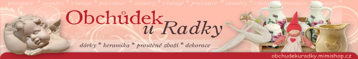 Obchudek u Radky
