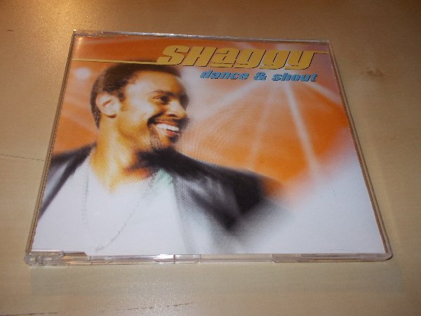 Shaggy - Dance and Shout (CD single) ČASOVĚ OMEZENÁ AKCE