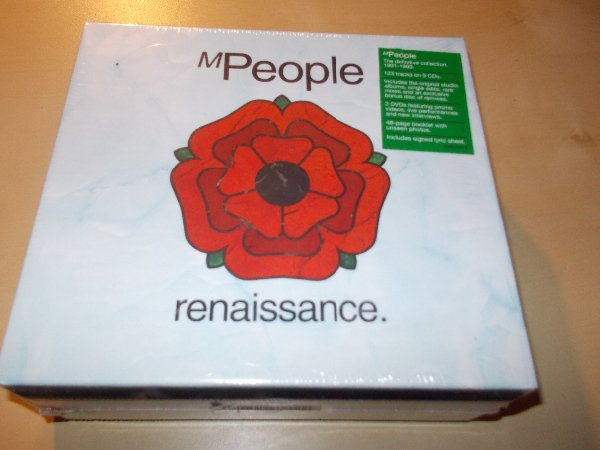 M People - Renaissance Exclusive Deluxe Edition (9CD Box Set / 2 DVD)
