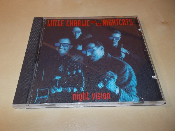 Night Vision - Little Charlie & The Nightcats (CD)