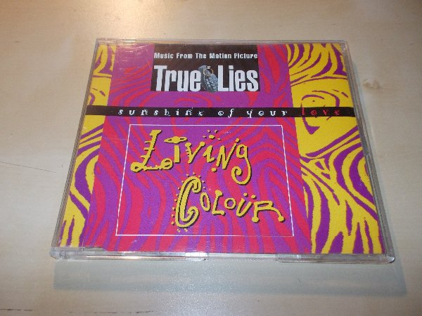Living Colour ‎– Sunshine Of Your Love (CD single)