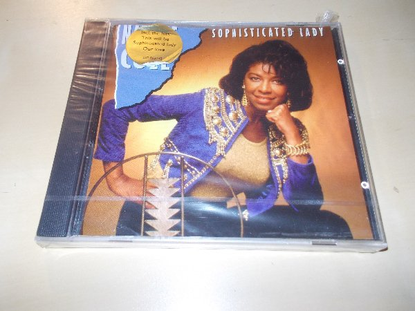 Natalie Cole ‎– Sophisticated Lady (CD)