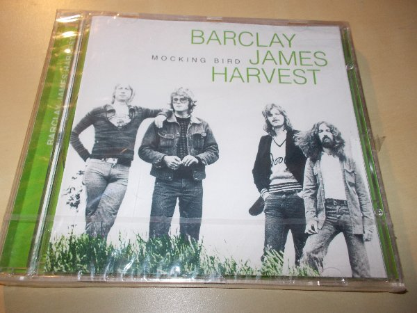 Barclay James Harvest ‎– Mocking Bird (CD)