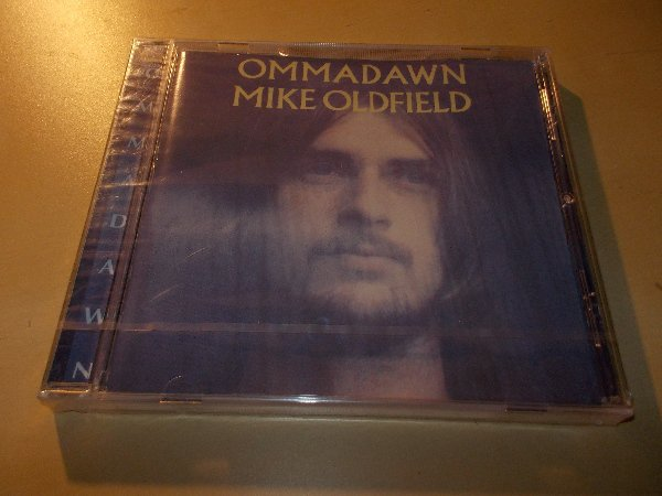 Mike Oldfield ‎– Ommadawn (CD)