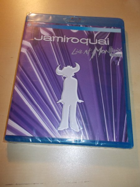 Jamiroquai - Live At Montreux 2003 (Blu-ray)