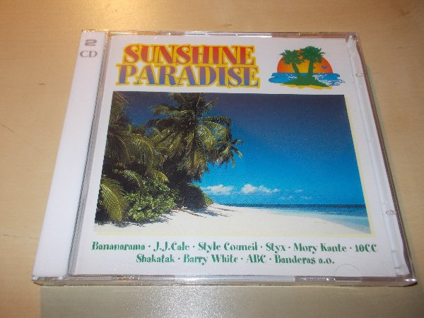 Various Artists - Sunshine Paradies  (2CD)