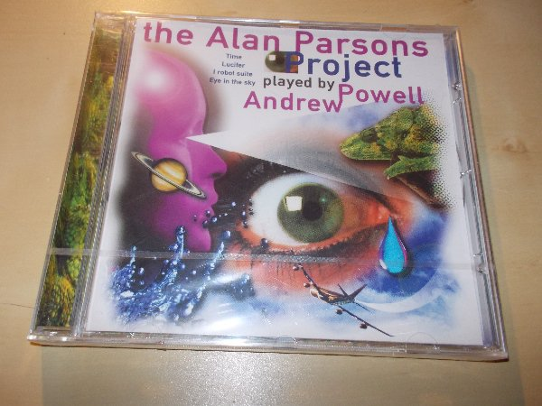 The Alan Parsons - Project Played By Andrew Powell (CD)