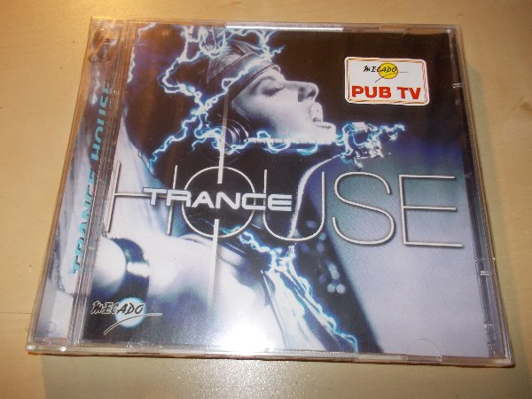 Various Artists - Trance House (2CD)