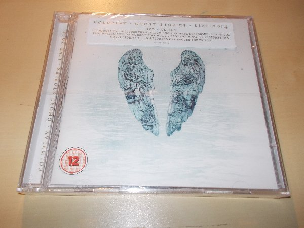 Coldplay - Ghost Stories (Live 2014) (CD/DVD)