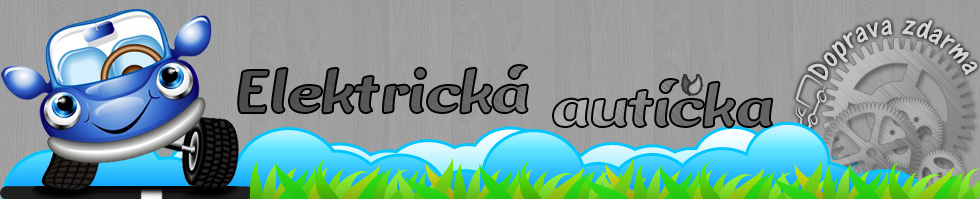 Elektrick voztka, dtsk elektrick autka | ELEKTRICKA-AUTICKA.EU