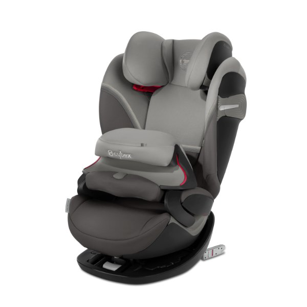 Cybex Pallas S-fix 2019 > varianta Manhattan Grey