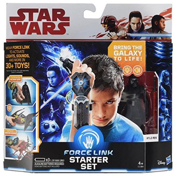Star Wars S2 Starter Set Force Link 2 + figurka Kylo Ren