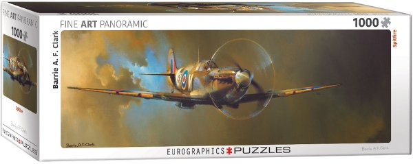 Puzzle EuroGraphics Spitfire 1000