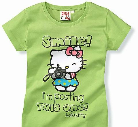 Tričko Hello Kitty > 158