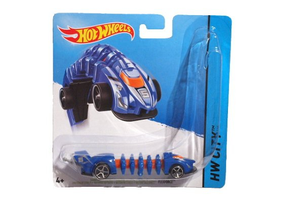 Hot Wheels auto mutant > varianta Flexforce