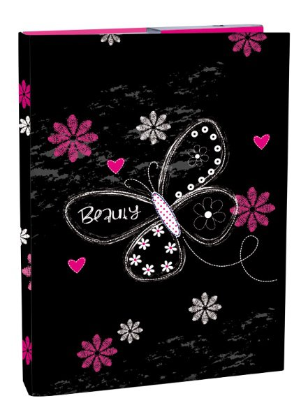 HEFT BOX A4 ROMANTIC 2 > varianta box A4