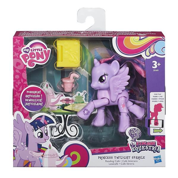 My Little Pony PONÍK S KLOUBOVÝMI BODY TWILIGHT SPARKLE > varianta Twilight Sp.