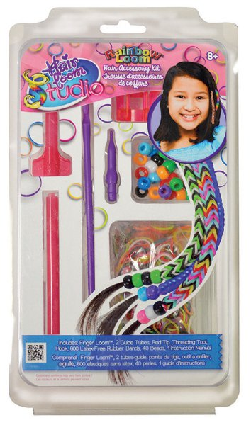 Hair Loom Studio od Rainbow Loom® > varianta HAIR LOOM Studio