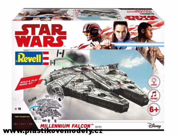 Build & Play SW 06778 - Millennium Falcon (Revell)