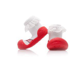 Attipas ballet red > M