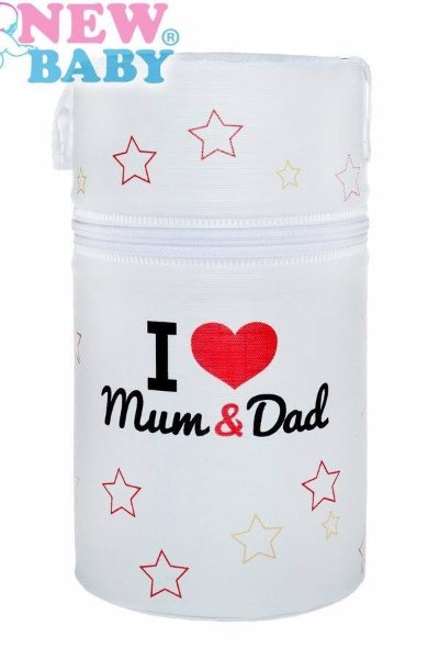 Termoobal Mini, I love Mum and Dad