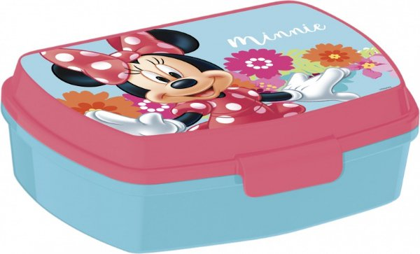 Box na svačinu Minnie Mouse > varianta M-049/5744