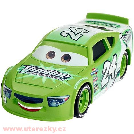 Autíčko Cars 3 Brick Yardley > varianta Brick Yardley