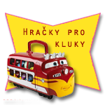 hraky pro kluky